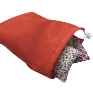 Coussins sensoriels Montessori – Orange