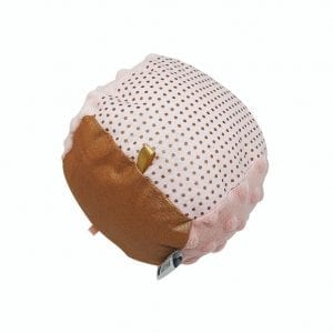 Cube d'activité et d'éveil – Rose Plume