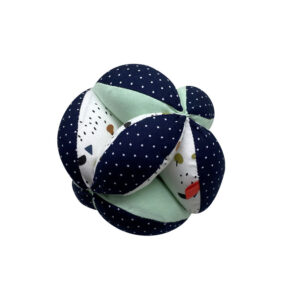 Balle de préhension Montessori –  Pois fruits