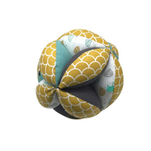 Balle de préhension Montessori –  Ecailles